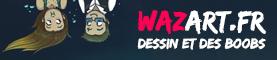 Le site Wazart.fr : gribouillis et anecdotes d'une decrétaire chevelue
